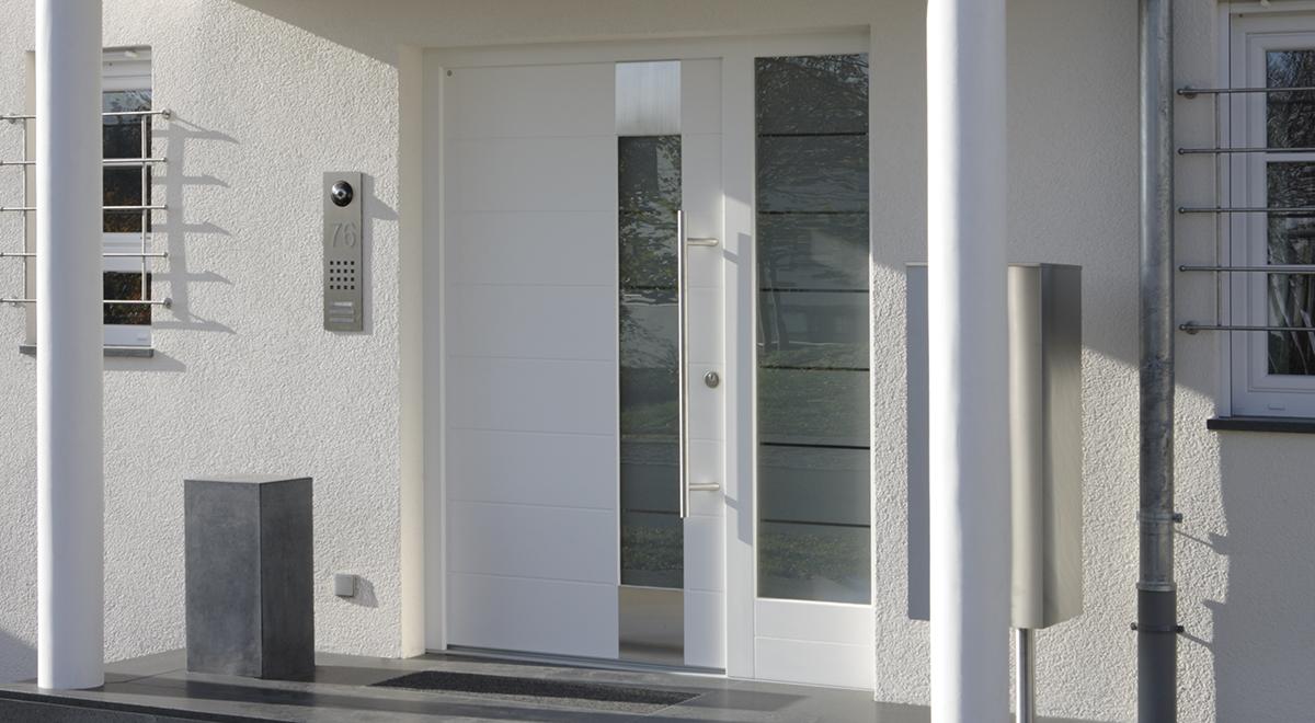 Haustüren holz rustikal  RUKU Haustüren