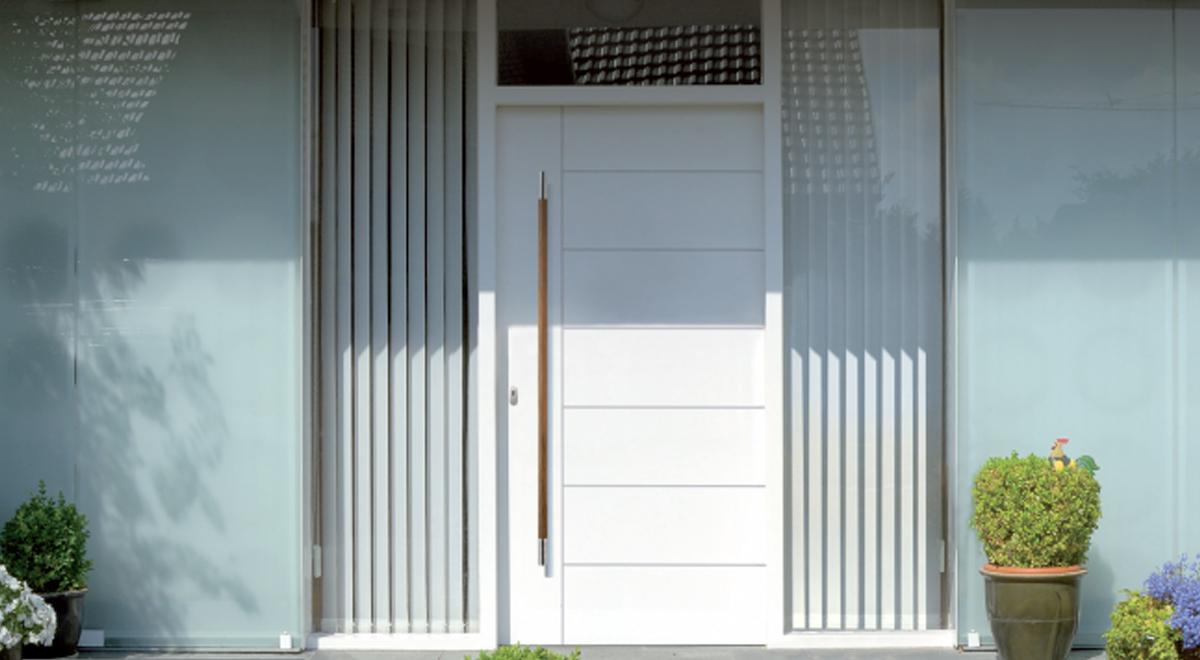 Haustüren modern  RUKU Haustüren